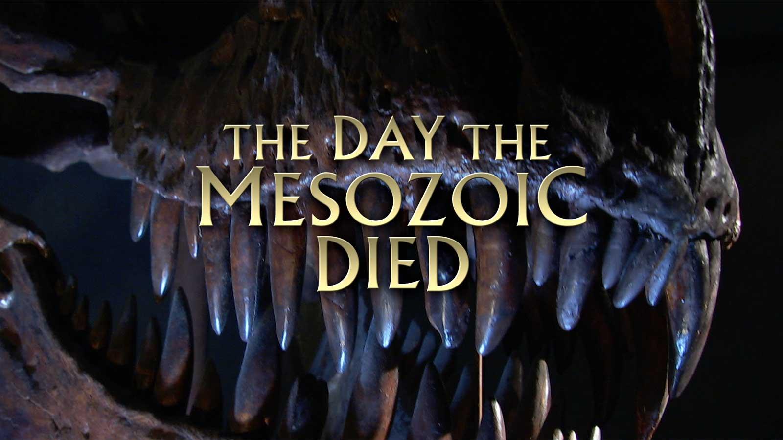mesozoic title image