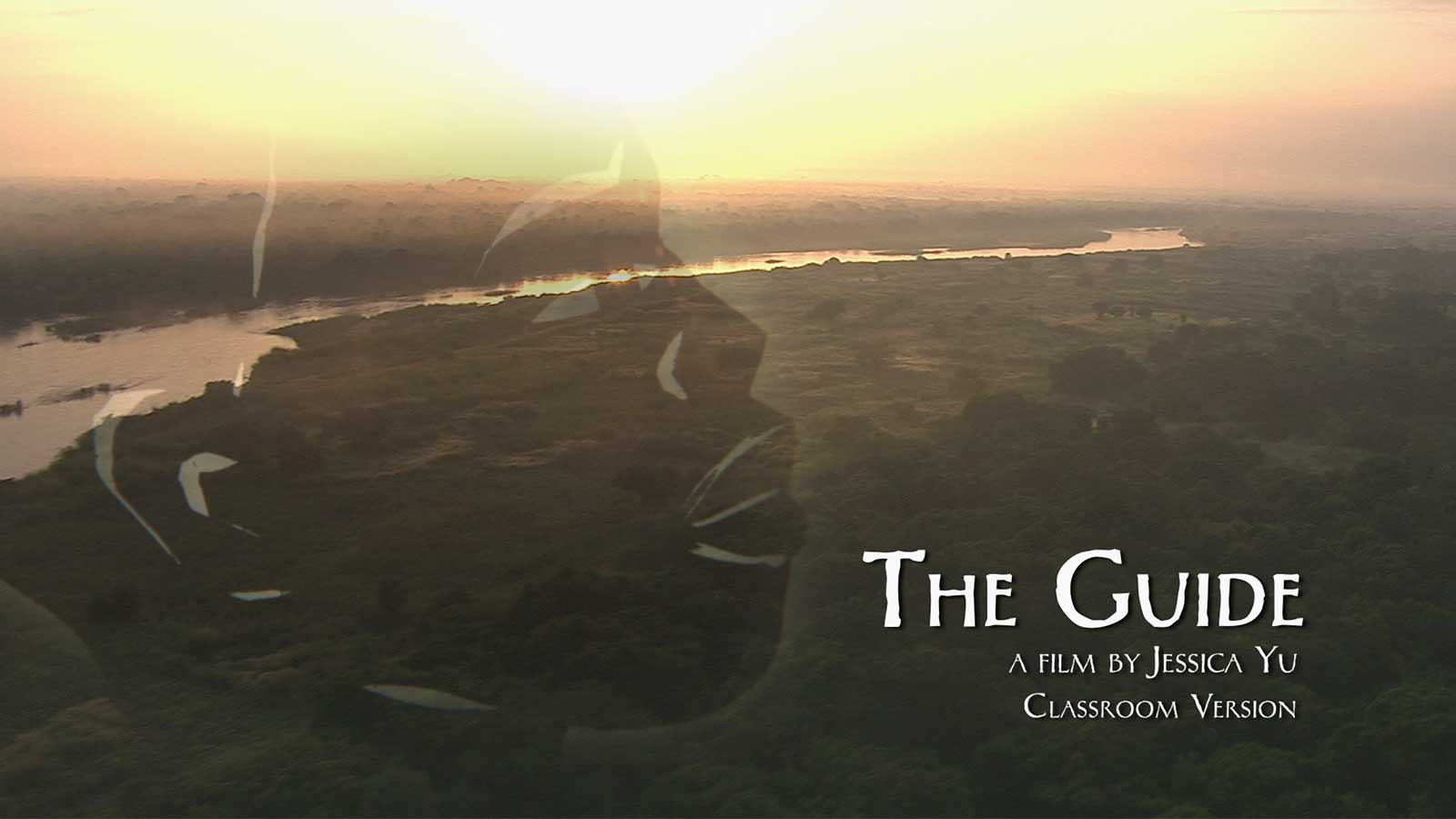 the guide title screen