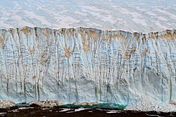Bulletin: Ice Bound