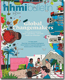 HHMI Bulletin Fall 2015 Issue