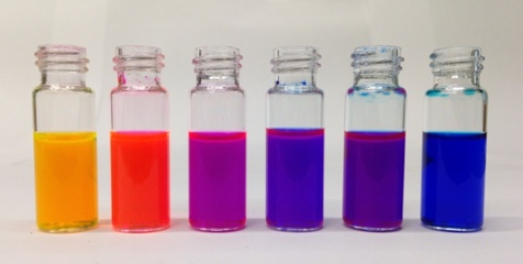 New Fluorescent Dyes