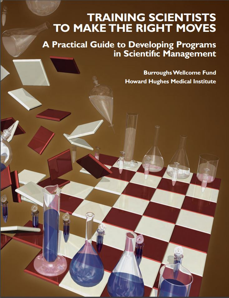 Training Scientists too Make the Right Moves Cover