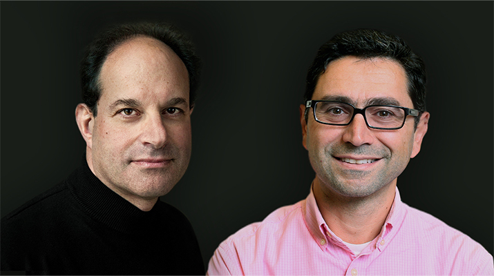 David Julius and Ardem Patapoutian Awarded the 2021 Nobel Prize in Physiology or Medicine   HHMI