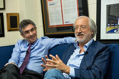 Palmiter and Lefkowitz
