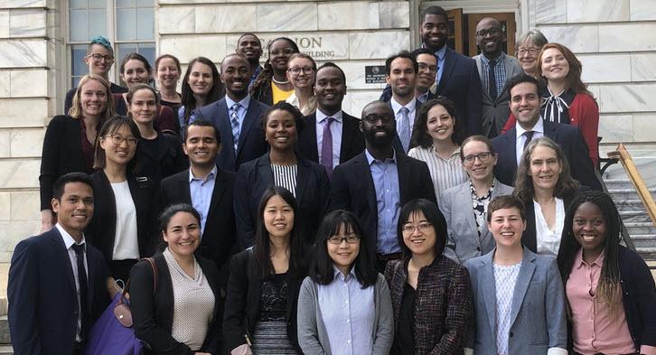 Hanna Gray Fellows Retreat 2019