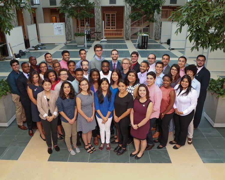 The 2017 HHMI Gilliam Fellows