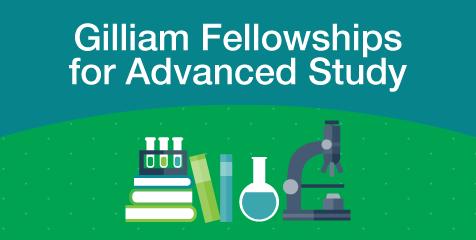 HHMI's Gilliam Fellowship Program Thumbnail