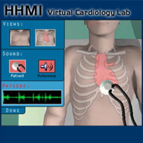 Cardiology Virtual Lab