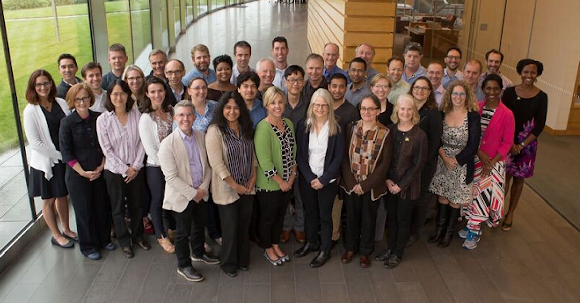 Gilliam Fellows group photo in 2019